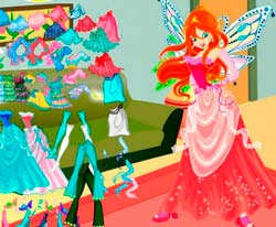 Winx Enchantix games - play free on Game-Game