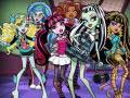 Monster High School games