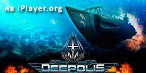 Deepolis - underwater shooting