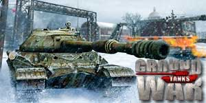 Tanks Ground War